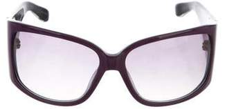 Marc by Marc Jacobs Gradient Square Sunglasses