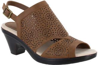 Easy Street Shoes Womens Linda Heeled Sandals