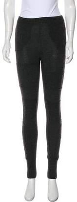 Isabel Marant Mid-Rise Skinny Leggings