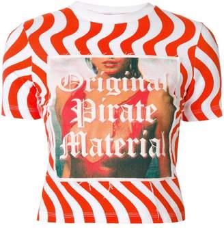 House of Holland Original Pirate Material T-shirt