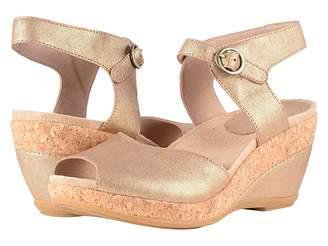 Dansko Charlotte Women's Wedge Shoes