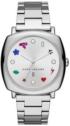 Women's Marc Jacobs Mandy Bracelet Watch, 34Mm $225 thestylecure.com