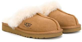 UGG backless slippers