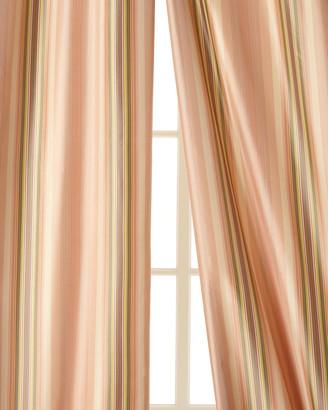 """Home Silks Each 52""""W x 96""""L Carleton Curtain"""