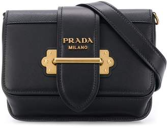 Prada classic logo belt bag