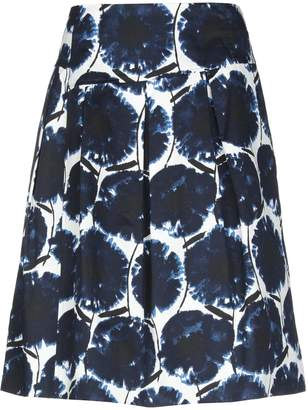 Caractere Knee length skirts