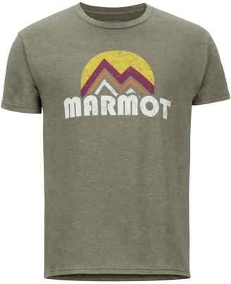 Marmot Pt Reyes SS Tee
