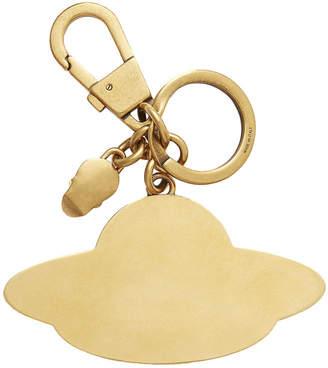 Gucci Ufo metal keychain