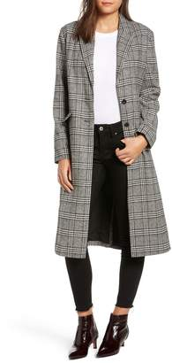 The Fifth Label Nimbus Check Coat