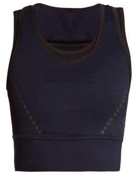 Lndr - Blackout Performance Bra - Womens - Navy
