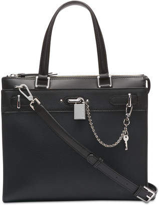Calvin Klein Roxy Leather Tote