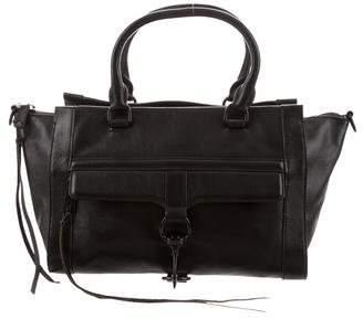 Rebecca Minkoff Leather M.A.C. Satchel