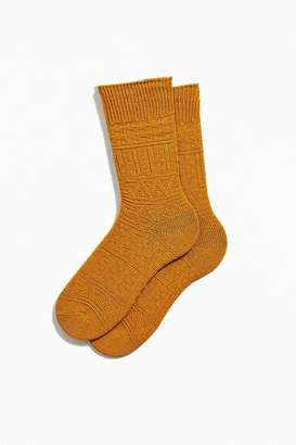 Urban Outfitters Jaquard Knit Crew Sock