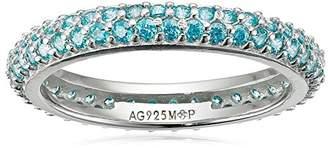 Swarovski Myia Passiello Colors Zirconia Slim Stackable Ring