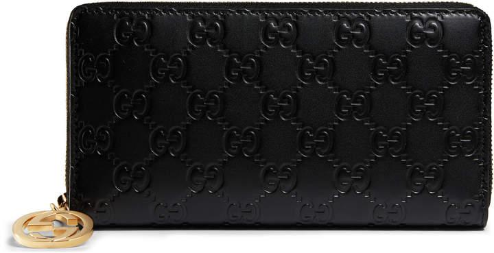 GucciGucci Icon Gucci Signature wallet