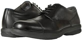 270bbc5516d64 Nunn Bush Melvin Street Cap Toe Oxford with KORE Slip Resistant Walking  Comfort Technology