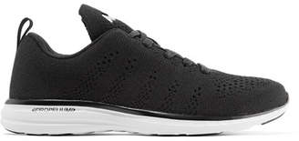 APL Athletic Propulsion Labs Techloom Pro Cashmere Sneakers - Black