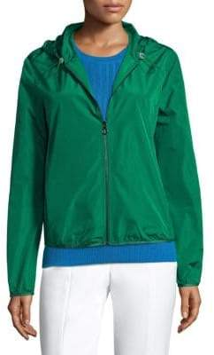 Lightweight Taffeta Jacket