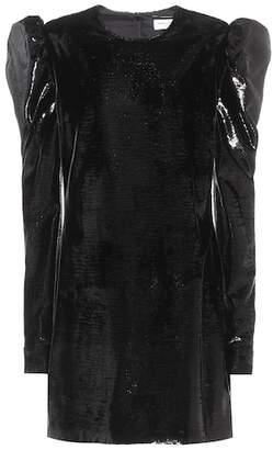 Saint Laurent Long-sleeved dress