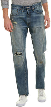 Levi's 1954 501 Lucifer Sam Straight Leg