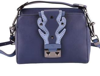 Trussardi Faux Leather Anice Shoulder Bag