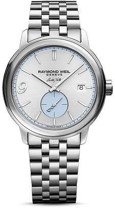 Raymond Weil Buddy Holly Maestro Watch, 40mm