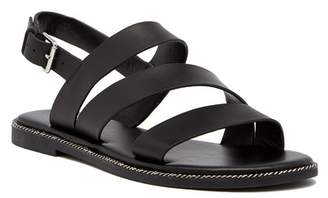 Franco Sarto Kelso Leather Strappy Sandal