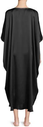 Josie Natori Key Essentials Silk Caftan