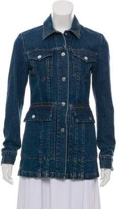 Acne Studios Fitted Denim Jacket w/ Tags