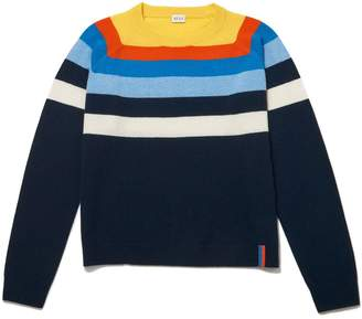Kule The Bimmy Twist Cashmere Sweater