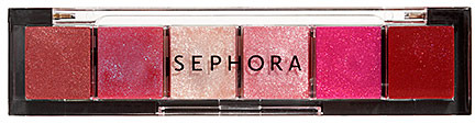 SEPHORA COLLECTION Shimmer Harmony Gloss Palette
