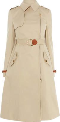 Karen Millen Longline Belted Trench Coat