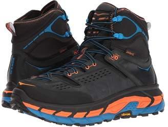 Hoka One One Tor Ultra Hi WP Men's Running Shoes