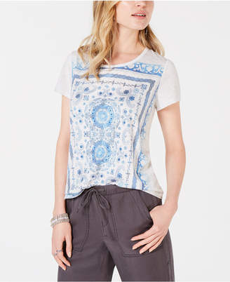 Style&Co. Style & Co Printed T-Shirt