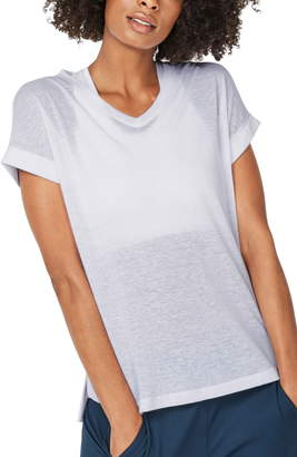Sweaty Betty Ab Crunch Tee