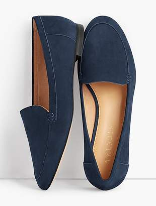 Talbots Ryan Loafers - Pebbled Leather