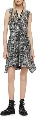 AllSaints Jayda Scatter Convertible Dress