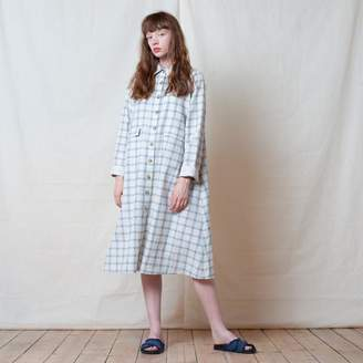 Kate Sheridan Check A Line Duster - s/m