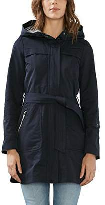 Esprit edc by Women's 027cc1g021 Coat,(Size: X-Small)
