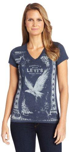 Levi's Women's Patriot Printed T-Shirt