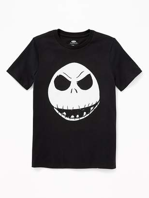 Old Navy Disney© The Nightmare Before Christmas Jack Skellington Tee for Boys