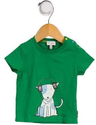 Paul Smith Boys' Short Sleeve Graphic Shirt