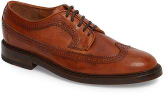 Frye Jones Wingtip Derby