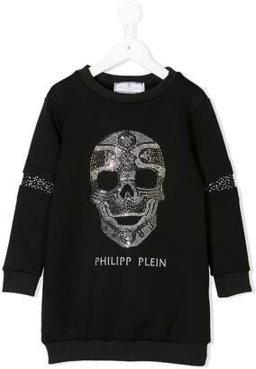 Philipp Plein Junior Clarissa Silz sweater