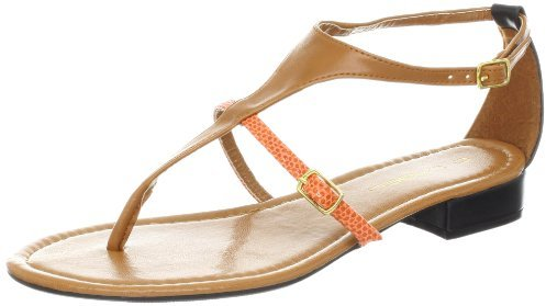 C Label Women's Cabana-2A Thong Sandal