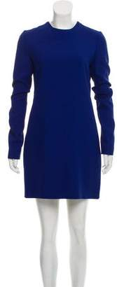 Victoria Beckham Long Sleeve Mini Dress w/ Tags