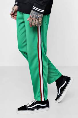 boohoo Tricot Cropped Jogger