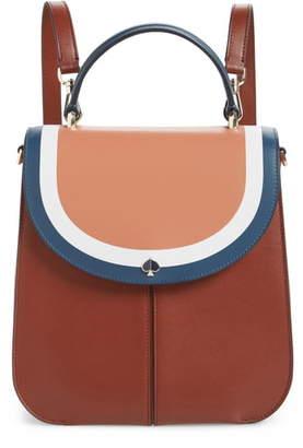 Kate Spade Andi Stripe Medium Convertible Backpack