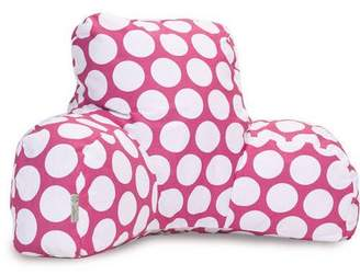 Generic Majestic Home Goods Large Polka Dot Reading Pillow