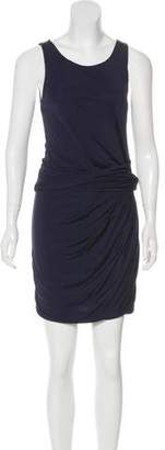 Theory Aditian Silk Dress